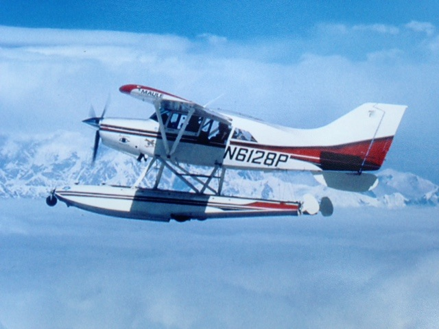 Maule over Mt. McKinley